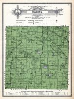 Dakota Township, Waushara County 1914